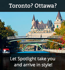 Toronto / Ottawa Destination